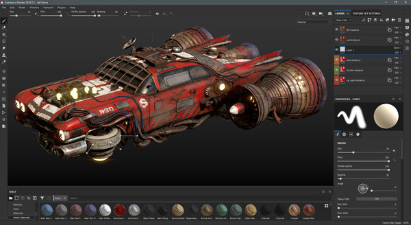 Substance Painter2020截图5