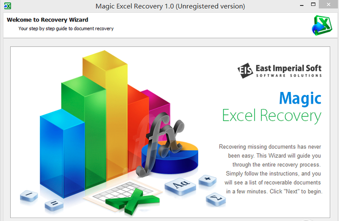 ExcelRecovery中文版截图3