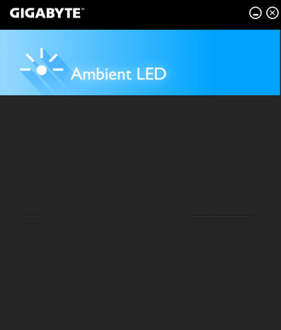 ambient led